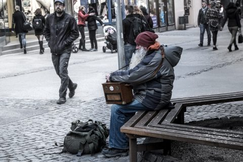 Vaccination Program Begins For Brno's Homeless Population