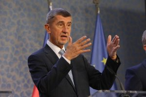 """In Brief: Prime Minister Andrej Babiš Repeats Claim of Being """"Best in Covid"""""""