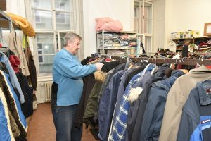 Municipality Calls For Donations of Winter Clothing For The Homeless, Men's Clothing Is Needed Most