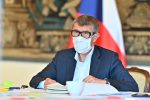 "Babis Tells WHO to ""Keep Quiet"" In Twitter Spat Over Contact Tracing"