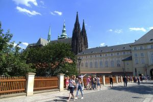 Prague Sees Upturn In Number of New Confirmed Cases of Covid-19