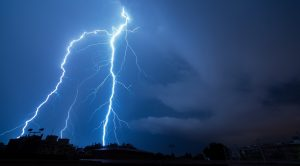 Weather Report: Severe Storms Expected to Hit Western Part of The Country Tonight
