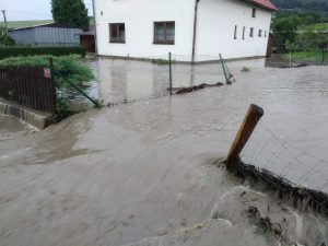 Storms and Floods Swept Across the Czech Republic This Weekend, With No Injuries Recorded