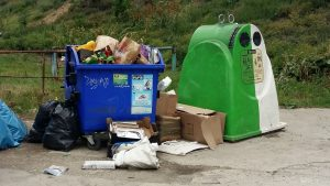 Grumpy Br(u)no: What's So Hard About Sorting Waste?