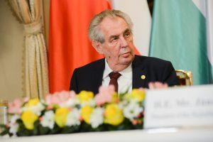 In Brief: President Zeman Could Resume Duties Next Week, Says Spokesman