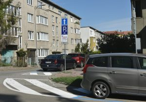 The Residential Parking System Has Expanded to Královo Pole
