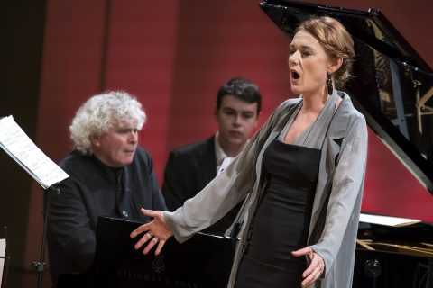 Magdalena Kožená and Simon Rattle To Perform Unique Concert at Villa Tugendhat