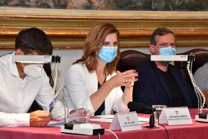 In Brief: Brno Mayor Marketa Vankova Has Tested Positive For Coronavirus
