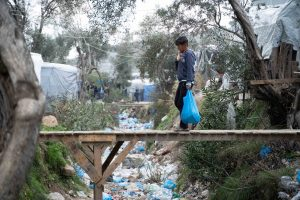 Czech Republic Offers Financial Aid to Greece After Devastating Lesbos Fire
