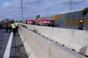 In Brief: Three Dead In Serious Accident On D1 Between Brno and Prague