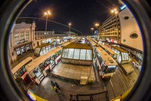 Brno Night Bus Services Reduced Due To Lower Demand