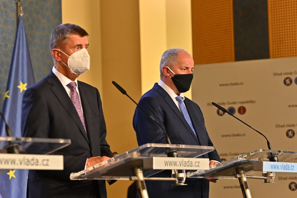 Czech Government Will Ask Parliament For An Extension Of The State Of Emergency