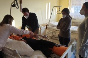 Brno Expats Join The Volunteer Effort To Help Out In Case of Overstretched Hospitals