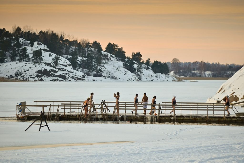 Winter Swimming: A Growing Trend in the Czech Republic