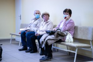 Vaccination of Over 80s Available Without Registration in South Moravia