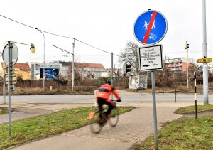 Safer Crossing To Be Built on Major Cycling Route By River Svitava