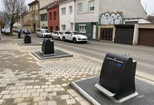 Using Underground Recycling Containers Correctly Helps Keep Brno Beautiful