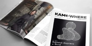 Latest Edition of KAM v Brně/WHERE in Brno is Out Now!