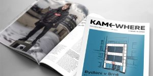 The latest edition of KAM v Brně/WHERE in Brno is out now!