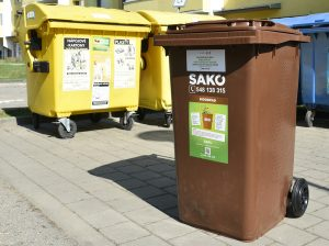 How To Use Brno's New Brown Bio-Waste Bins
