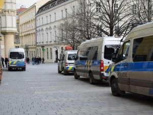 Five Czechs Detained On Suspicion Of Terrorist Activity In Ukraine