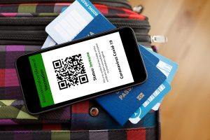 QR Code Pass To Allow Easier Travel and Attendance of Mass Events