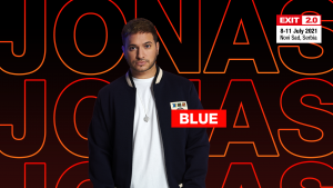Jonas Blue Joins EXIT Festival's 20th Anniversary Lineup At The Petrovaradin Fortress In July