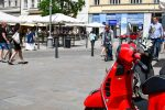 Brno-střed District Calls For Regulation Of Shared Vehicles In Brno