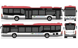 Hybrid Buses To Run In South Moravia From October