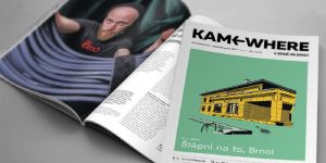 Latest Edition of KAM v Brně/WHERE in Brno Out Now!