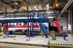 "In Photos: Škoda Transportation Presents First Fully Assembled Train, ""Moravia"""