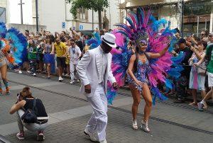 InPhotos: Brasil Fest 2021 Livens Up The Streets Of Brno