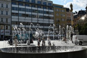 City of Brno To Launch Pilot Project To Investigate Efficient Use of Rainwater