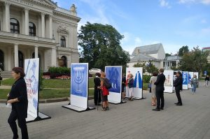 In Photos: 'Mysterious Bond' Exhibition Depicts Relationship Between Czech Republic and Israel