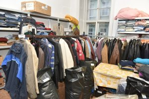 Municipal Clothes Bank Reporting Shortage of Winter Clothing, Especially For Men