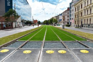 In Brief: Brno Transport Company Recognised Twice In The 2020 South Moravian Region Construction Awards