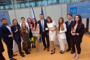 Masaryk University Wins The European Citizen Award