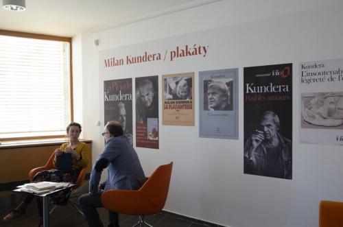 Kundera Exhibition Brno - Credit_MZK (10)