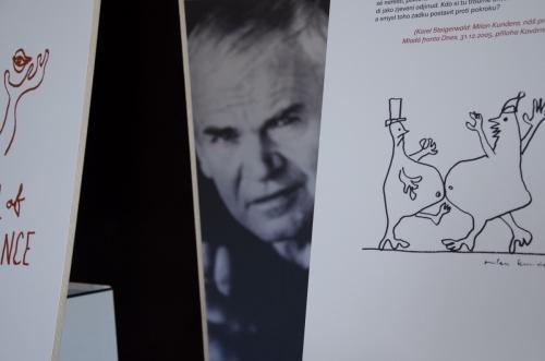 Kundera Exhibition Brno - Credit_MZK (6)