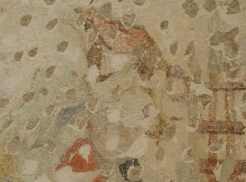 Restoration of Murals at Veveří Castle