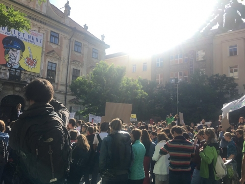 fridays for future in brno, sep 2019 2