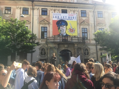 fridays for future in brno, sep 2019 5