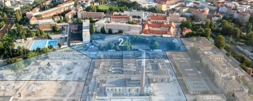 Nová Zbrojovka project. Credit: CPI Property Group.